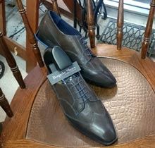 mens quality hand made leather shoes and slippers
